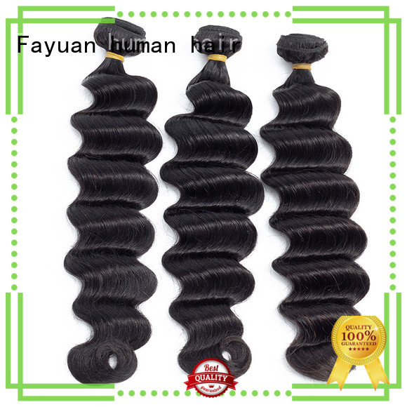 Fayuan virgin indian remy hair indian for women