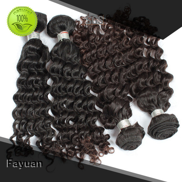 Fayuan loose wavy hair wholesale for barbershopp