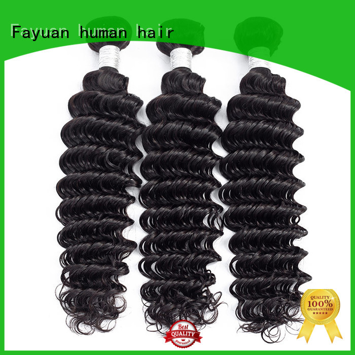 Fayuan bundles lace closure bundles for barbershop