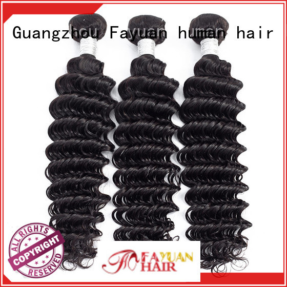 Fayuan virgin peruvian hair for cheap factory for selling
