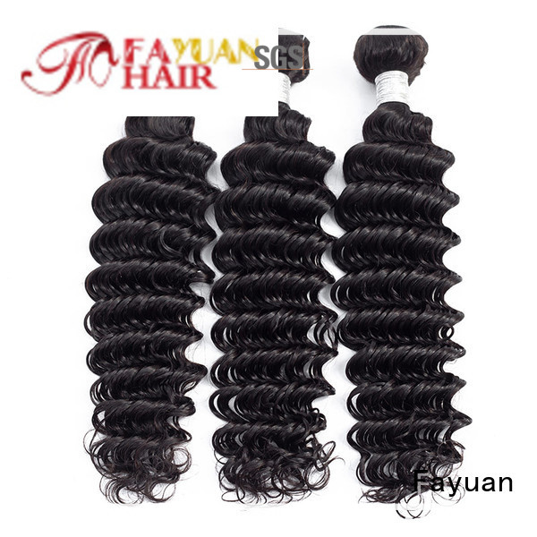 Fayuan New curly hair extensions factory for women
