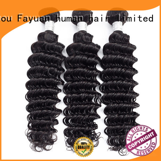 Fayuan hair loose deep wave manufacturer for street