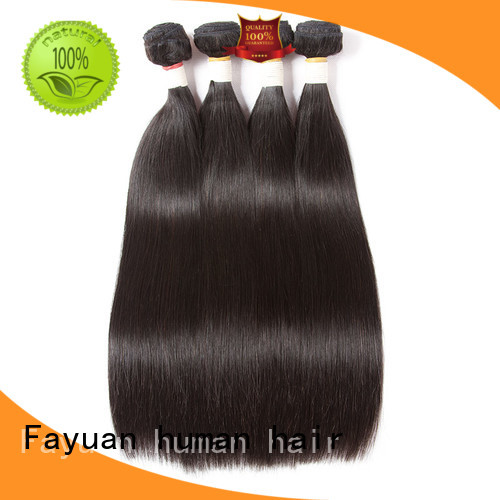Fayuan virgin straight wigs 613 for women