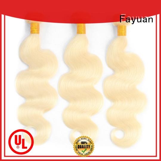 straight Brazilian Human Hair human for men Fayuan