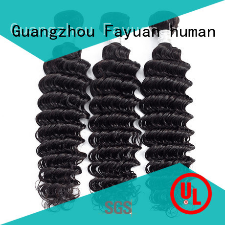 price deep curly hair supplier for selling Fayuan
