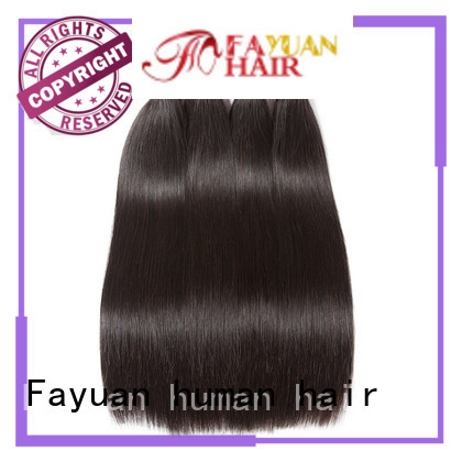 Fayuan Best brazilian hair prices manufacturers for street