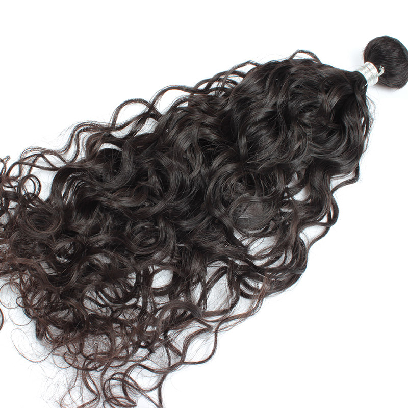 Best malaysian curly hair weave deep Supply for barbershopp-2
