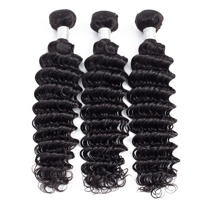 Factory Price Virgin curly best grade hair