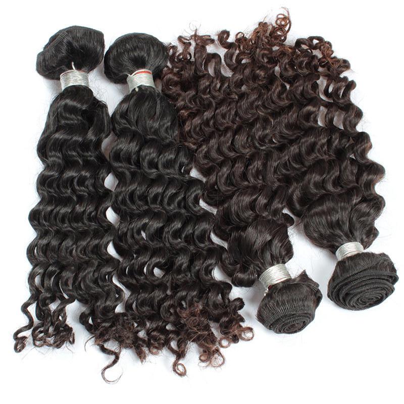 Wholesale Virgin loose curl Malaysian Human Hair