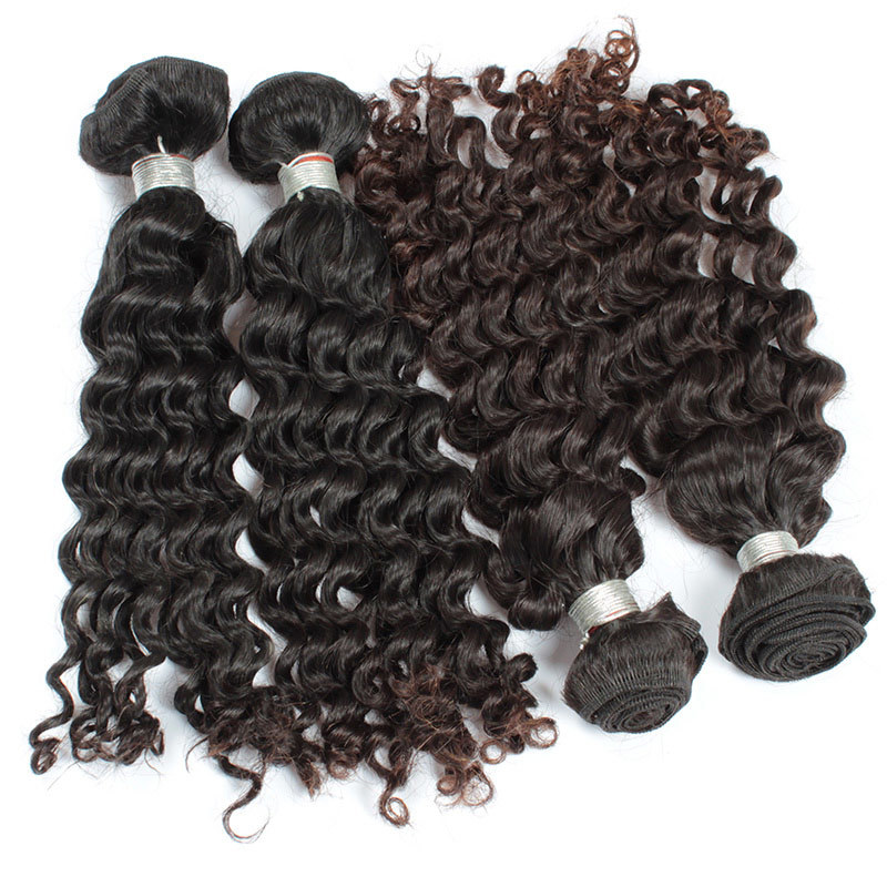 Wholesale Virgin loose curl Malaysian Human Hair