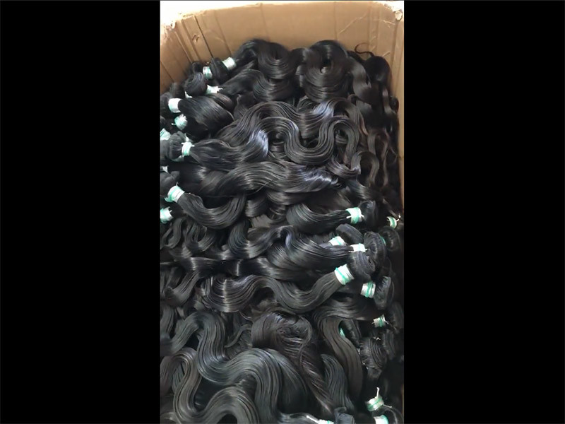 Packaging the Body wave