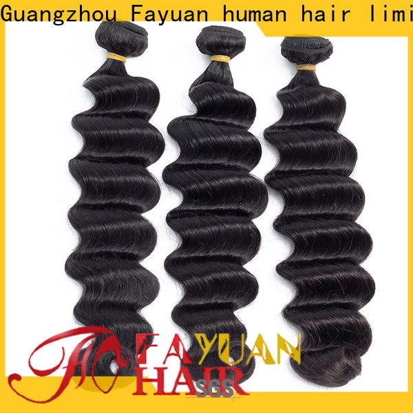 Custom indian hair wholesale suppliers loose manufacturers for selling