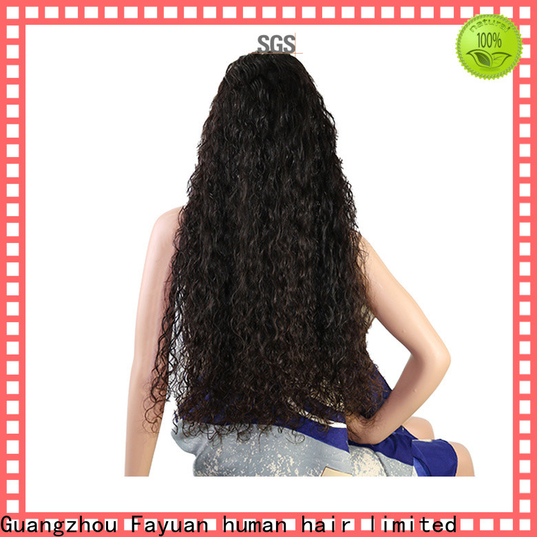 Fayuan Hair Best custom made lace frontals Supply for women