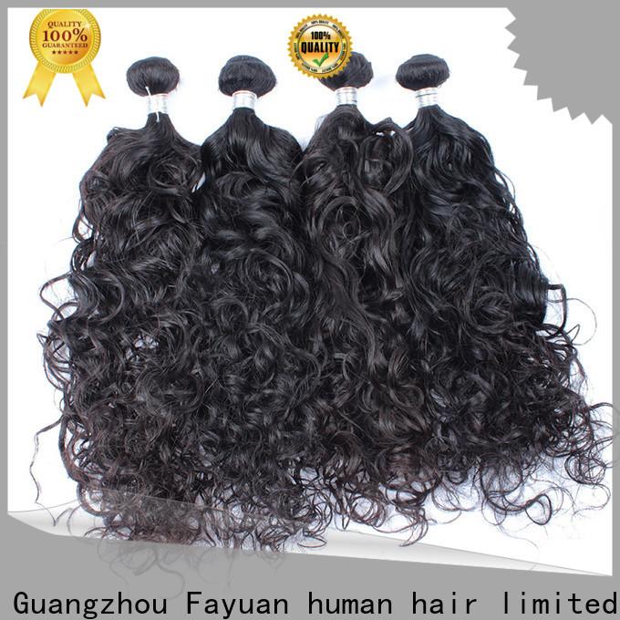 Fayuan Hair Latest order malaysian hair online company for men