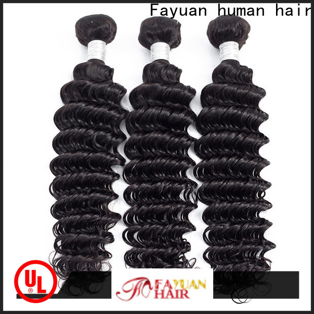 Fayuan Hair Best shop peruvian hair for business for barbershop