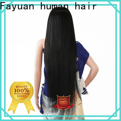 High-quality custom made wigs sales Suppliers for men