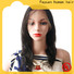 High-quality real full lace wigs wigs for business for barbershop