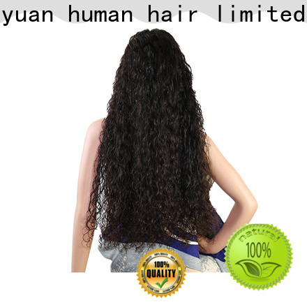 Fayuan Hair hair custom order lace wigs Suppliers for street