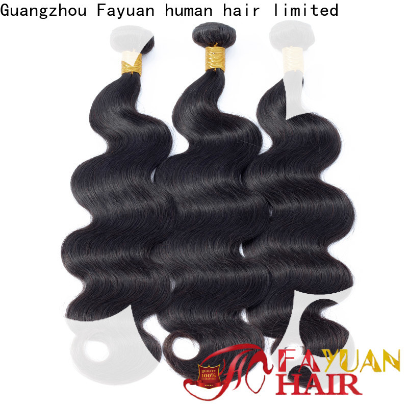 Fayuan Hair Wholesale peruvian hair weave for sale Suppliers for women