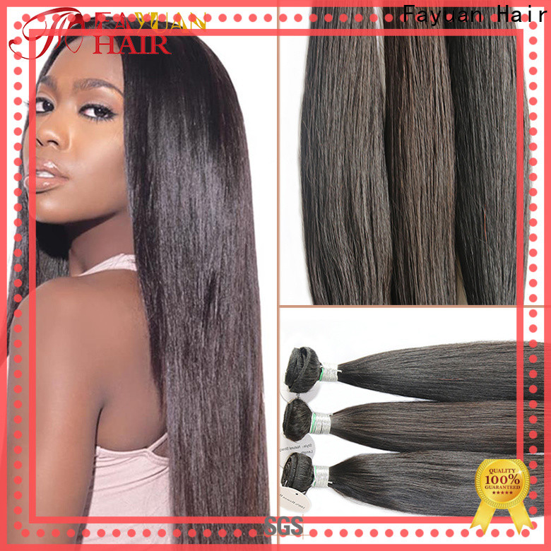 Fayuan Hair aligned lace wigs online manufacturers for men