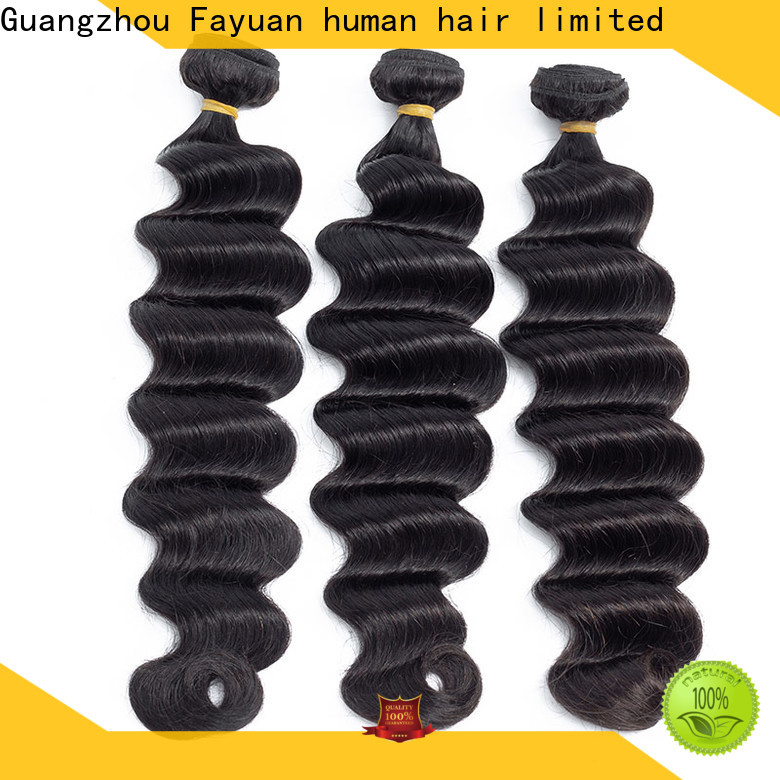 Fayuan Hair grade hair suppliers in india company for selling