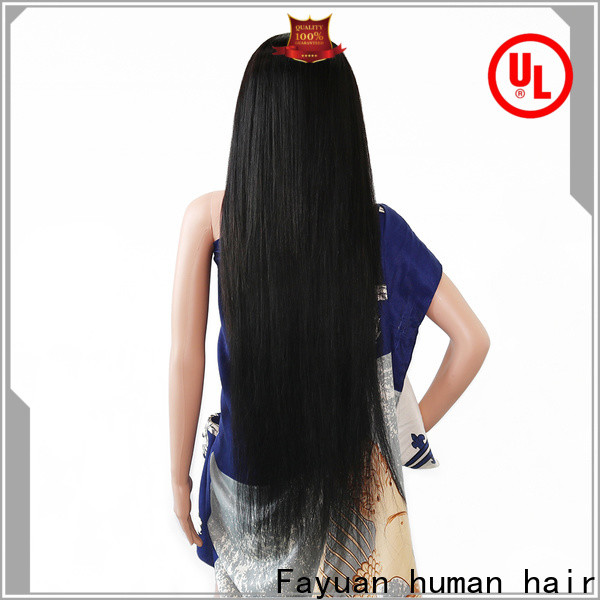 New custom wigs online wave Supply for women