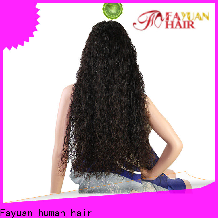 Fayuan Hair Best custom made toupee manufacturers for barbershop