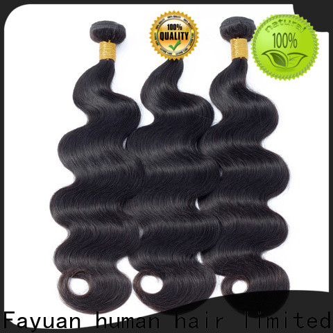 Fayuan Hair curly hair extensions peruvian manufacturers for barbershop