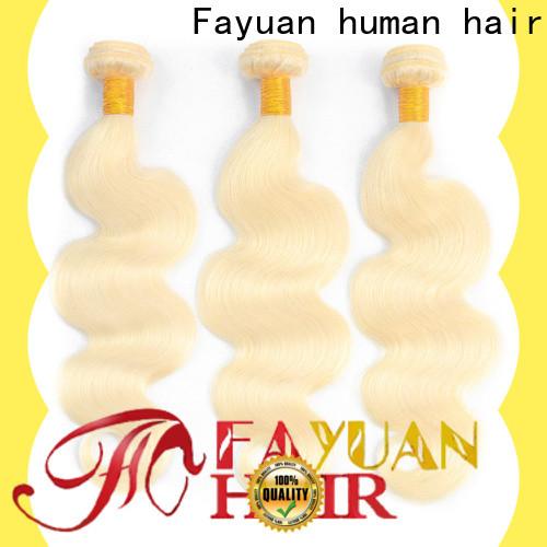 Fayuan Hair wave affordable virgin hair bundles manufacturers for selling