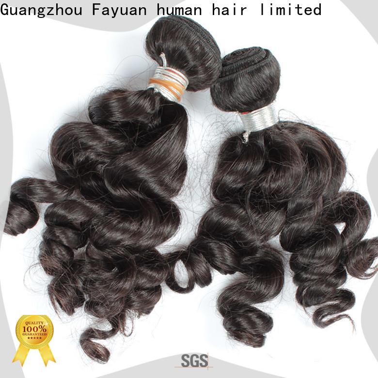 Fayuan Hair Wholesale real indian hair factory for barbershop