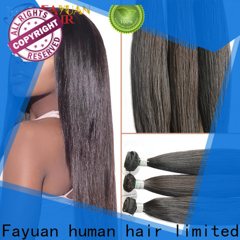 Fayuan Hair cuticle best full lace wigs online manufacturers for street