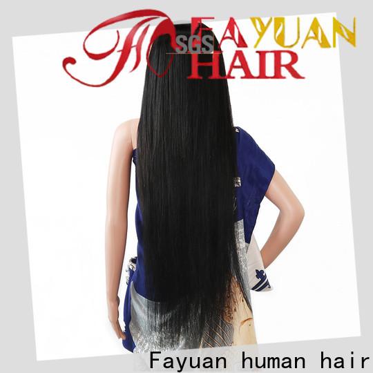 Custom custom made toupee sales company for barbershop