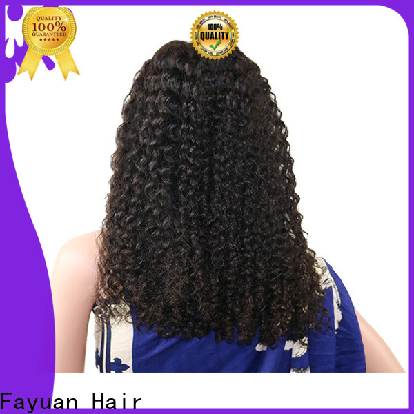 Latest frontal wigs for sale curly manufacturers for black women