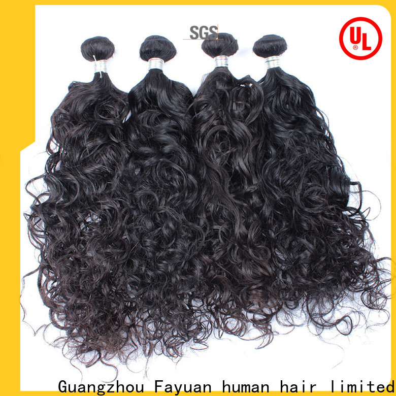 Fayuan Hair virgin virgin malaysian curly hair for business for women