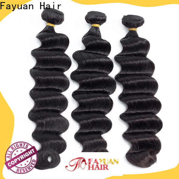 Fayuan Hair High-quality wholesale indian hair manufacturers for women