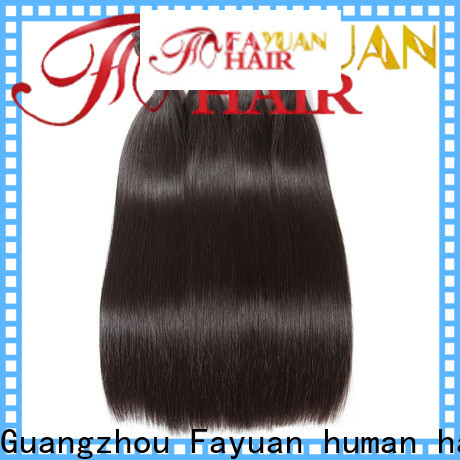 Fayuan Hair Best virgin brazilian hair extensions for business for selling
