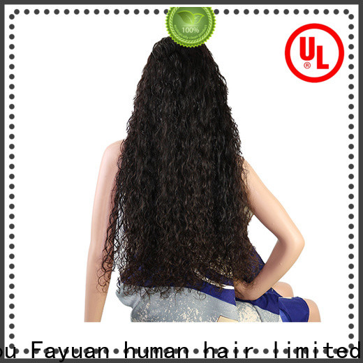 Fayuan Hair wave custom wigs online Supply for selling
