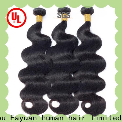 Fayuan Hair peruvian best peruvian hair manufacturers for barbershop