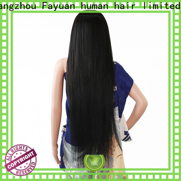 Fayuan Hair New custom wig shop for business for men