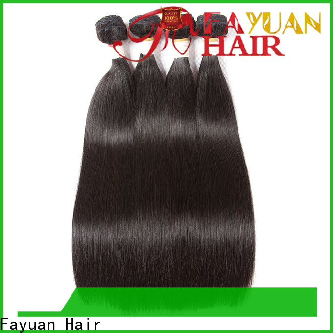 Fayuan Hair wave brazilian hair suppliers manufacturers for women