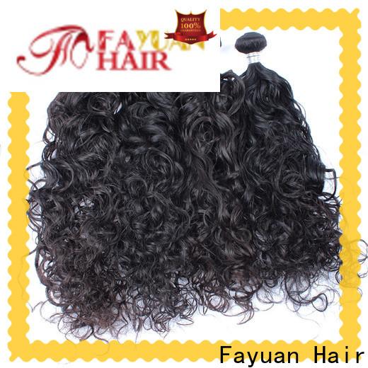 Fayuan Hair Best order malaysian hair online for business for women