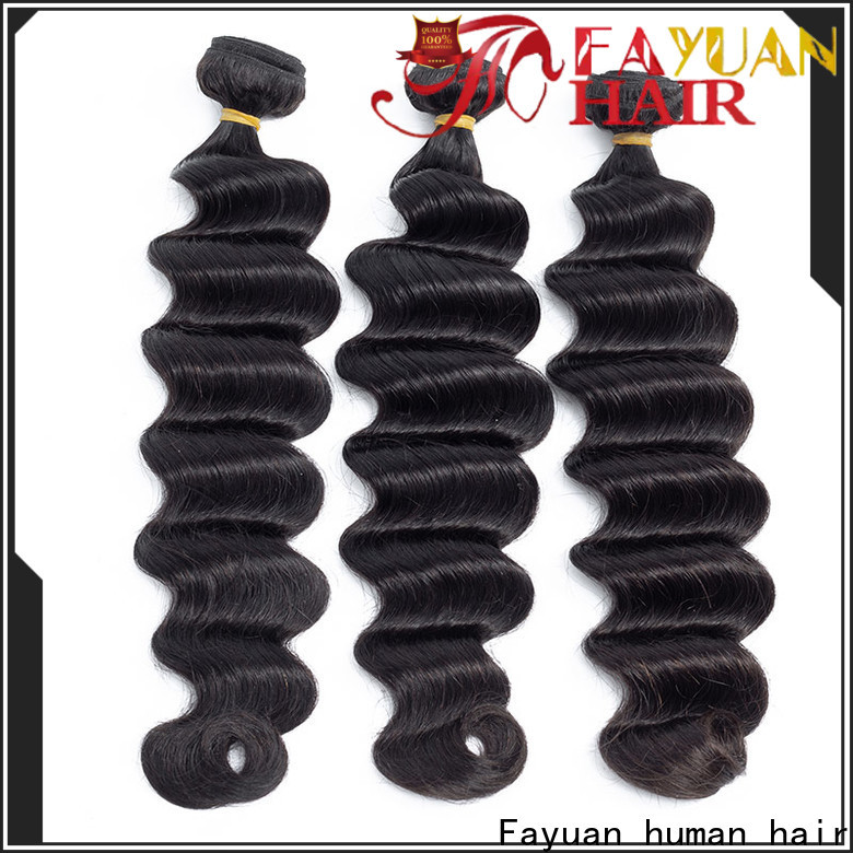 Fayuan Hair Custom indian hair distributors company for selling