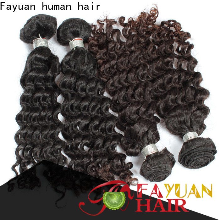 Top malaysian curly hair weave wave for business for selling