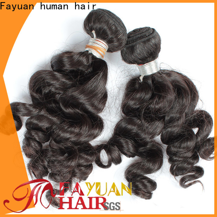 Top indian remy hair virgin company for street