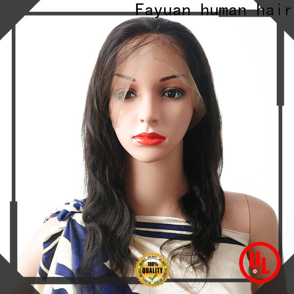 Fayuan Hair Top lace wigs online factory for women