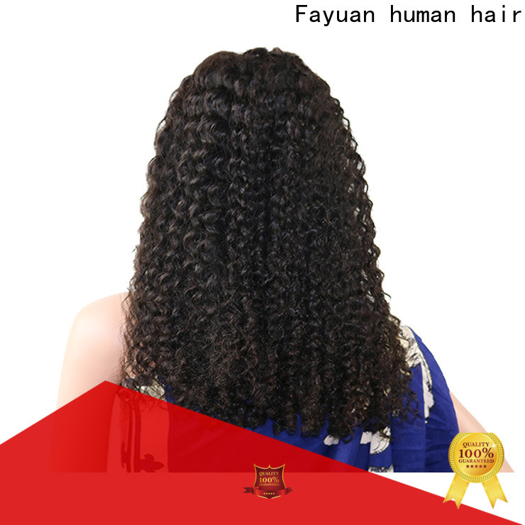 Fayuan Hair Wholesale buy lace front wig factory for women