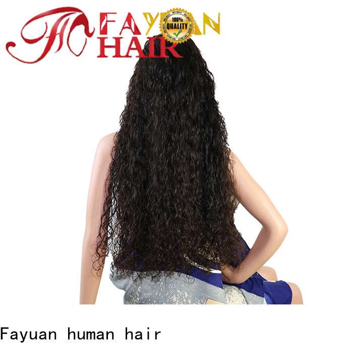 Fayuan Hair wig custom made wigs near me for business for men