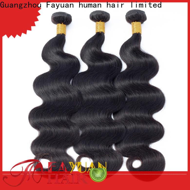 Fayuan Hair hair peruvian hair bundle deals Supply for selling