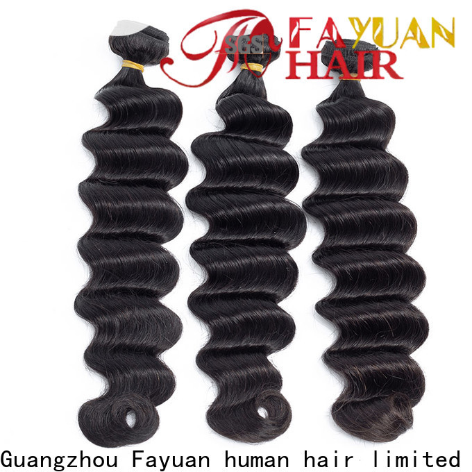Fayuan Hair deep indian hair wholesale suppliers Supply for selling