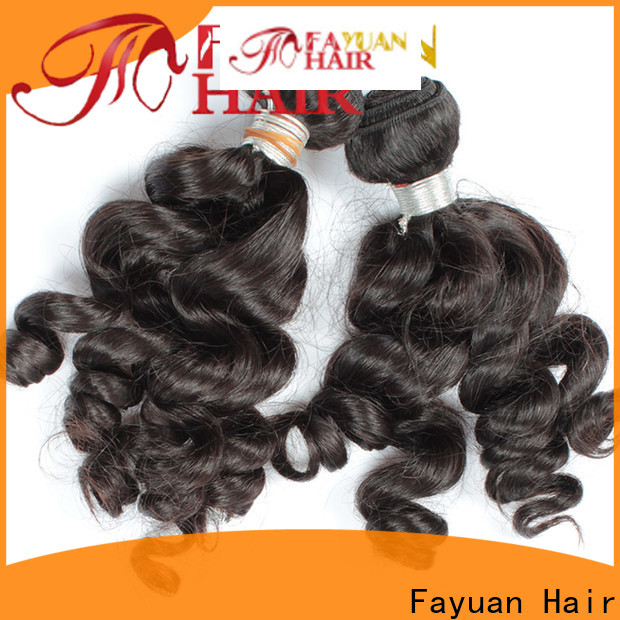 Fayuan Hair High-quality hair factories in india Supply for women